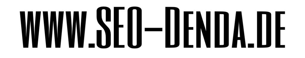 Logo Variante SEO DENDA 2018