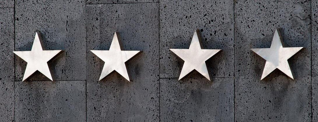 Rating - image via pixabay