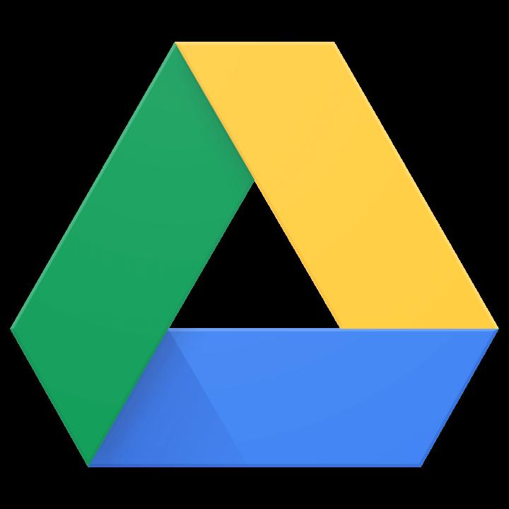Google Drive Icon // Public Domain
