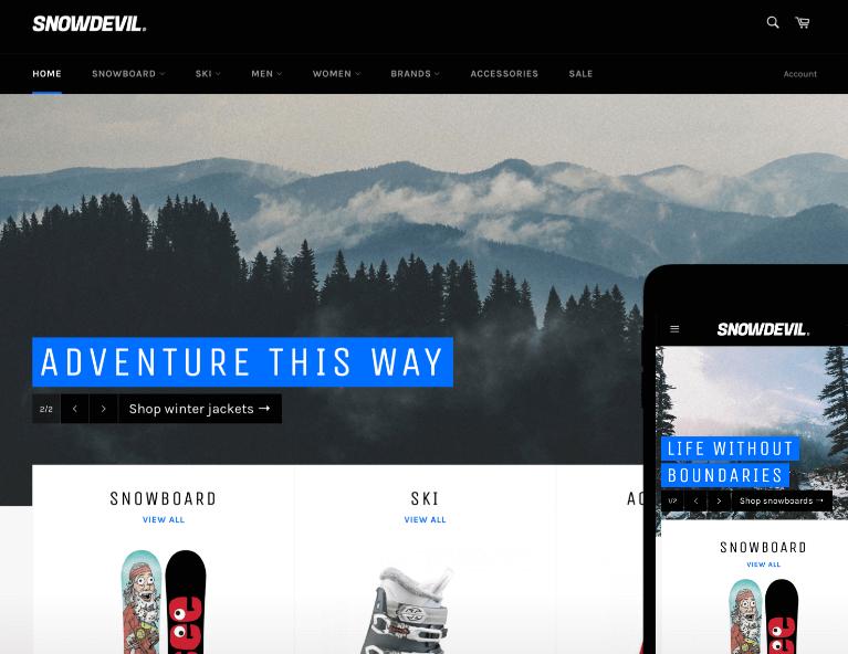 Shopify Venture Theme - Tipps und Empfehlungen 6